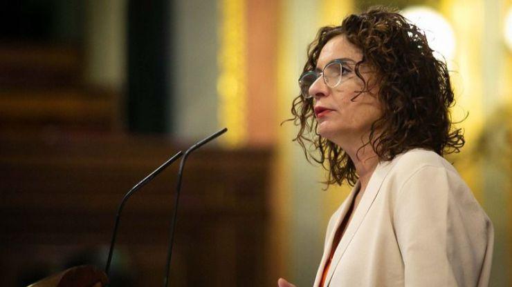 Montero cree que el Gobierno ha contenido