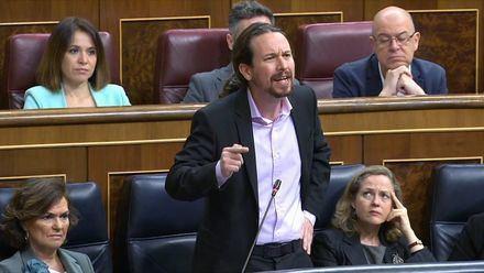 Pablo Iglesias defiende ampliar el Ingreso Mínimo Vital