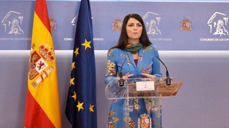 Macarena Olona (Vox):