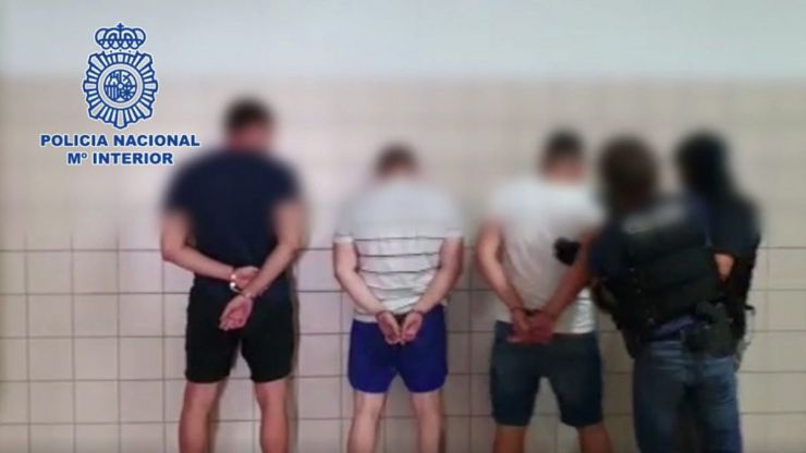 Ajuste de cuentas: La Policía esclarece el homicidio de un hombre ocurrido en Marbella