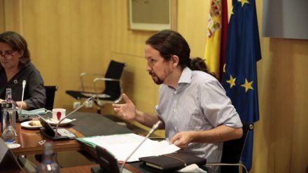Iglesias pide al PSE que pacte un gobierno con EH Bildu
