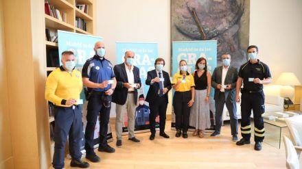 Madrid invita a sanitarios y fuerzas de seguridad a disfrutar de su oferta turística y cultural