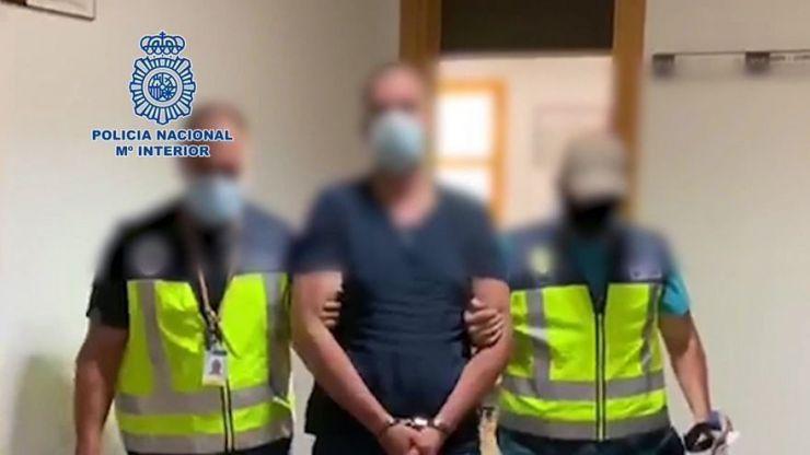 Detenido en Fuengirola un fugitivo buscado por Reino Unido por asesinar a una estudiante de 19 años
