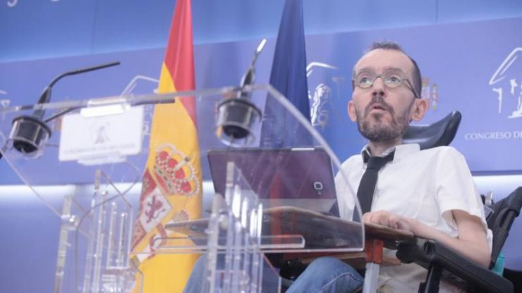 Podemos propone regularizar a todos los 'sin papeles' que estuvieran en España cuando se declaró el estado de alarma