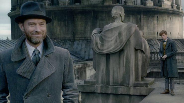 'Animales fantásticos: Los crímenes de Grindelwald' completa el mundo mágico de J.K. Rowling en HBO