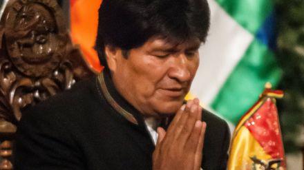 IU acusa a la Fiscalía de impedir unas elecciones libres en Bolivia