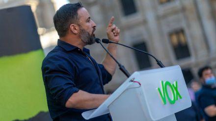 Santiago Abascal: 'Lo útil es actuar frente a la izquierda y al relativismo'