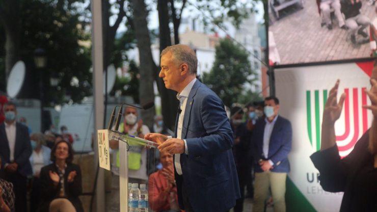 PNV y PSOE: estabilidad con estabilidad se paga