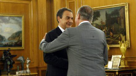 Zapatero muestra su