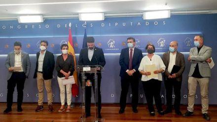 Podemos, los grupos nacionalistas, Más País y Compromís registran la comisión sobre las 'cloacas'