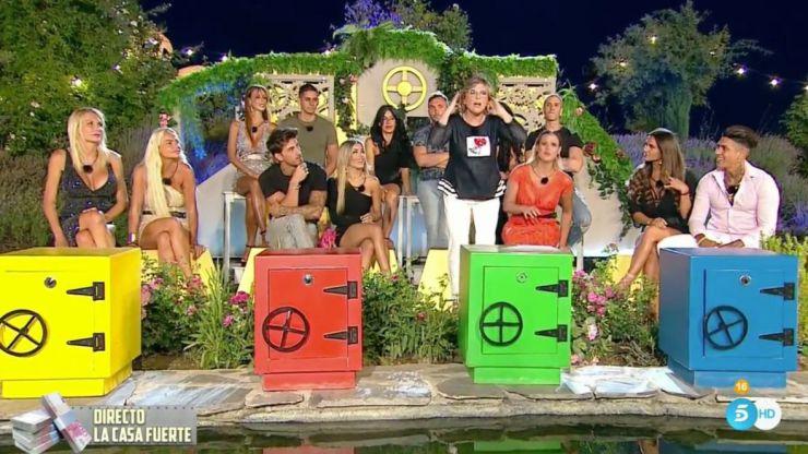 'La casa fuerte' encara su recta final como líder absoluto en Telecinco