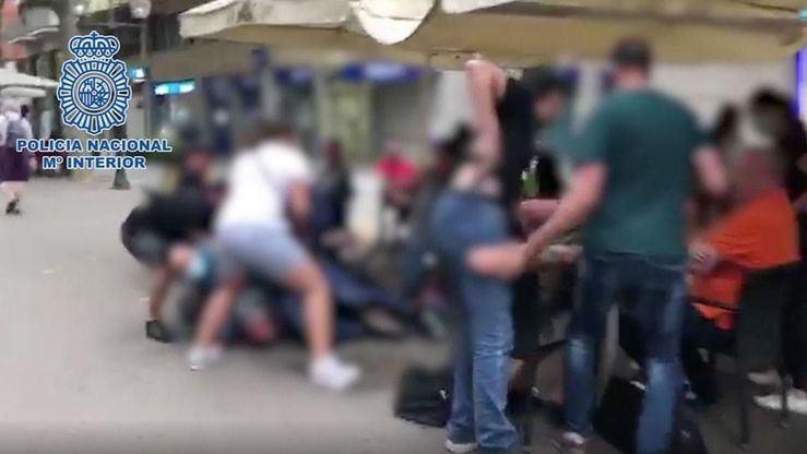 Encuentran en Barcelona a un fugitivo polaco buscado por tentativa de homicidio