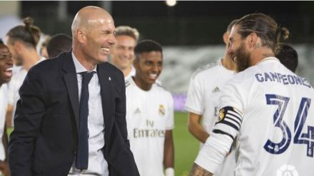 Un Real Madrid de récord