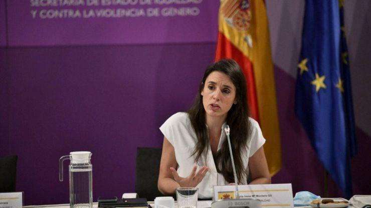 Irene Montero también culpa a las 'peleas internas' de la debacle electoral de Podemos