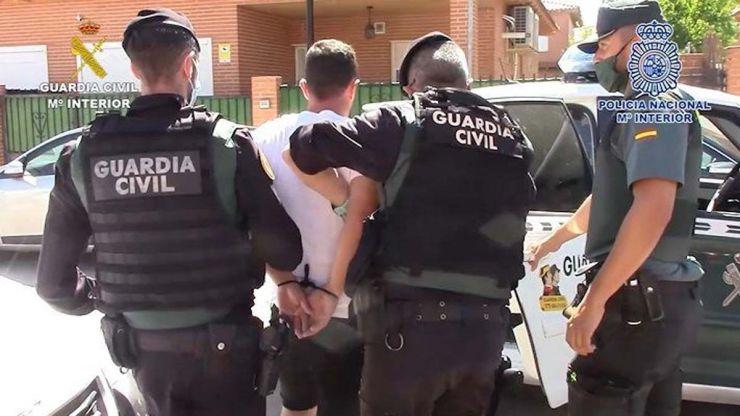 Policía y Guardia Civil desarticulan un grupo criminal especializado en delitos contra el patrimonio
