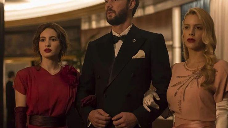 Netflix pone fecha al regreso de 'Alta mar'