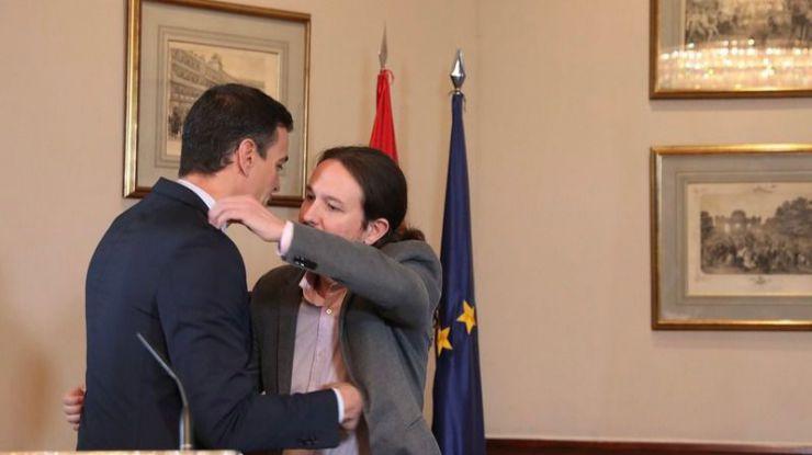 Sánchez habría desvelado a Puigdemont sus planes contra Rajoy meses antes de la sentencia de la 'Gürtel'