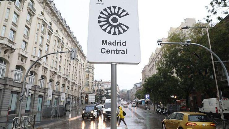 Adiós a Madrid Central: El TSJM tumba el mayor legado de Carmena