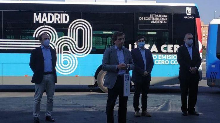 36 millones de euros recaudados por las más de 800.000 multas impuestas en Madrid Central
