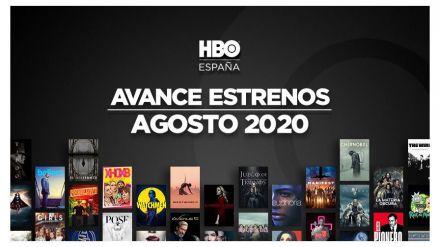 Todos los estrenos de HBO para el mes de agosto