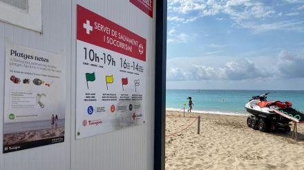 Aparece un hombre muerto y desnudo en una playa de Tarragona