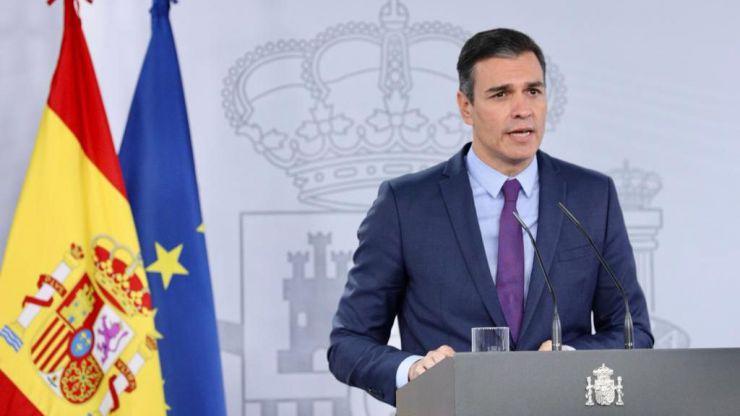 Sánchez: 'Es responsabilidad de las fuerzas políticas aportar a los PGE para su aprobación'