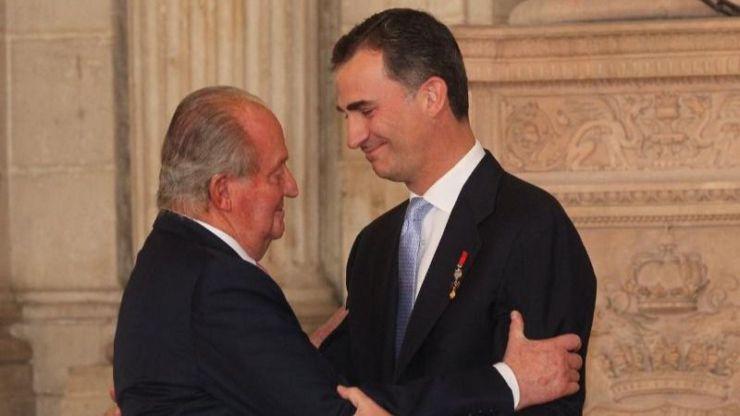 Contra las cuerdas: El Rey emérito dejó de ser inviolable en junio de 2014