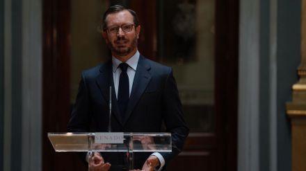 Maroto cree que Sánchez está 'encantado' con la situación de la corona porque tapa su 'nefasta gestión'