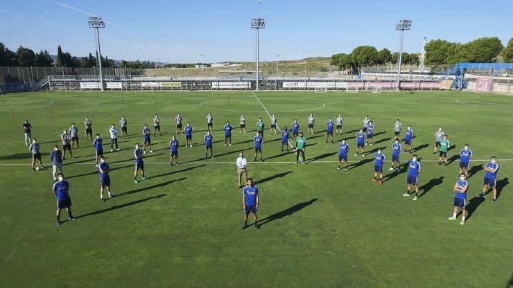 El Real Zaragoza estalla: