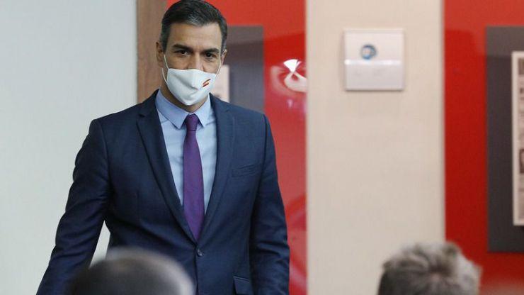 Sánchez se explica ante la militancia del PSOE