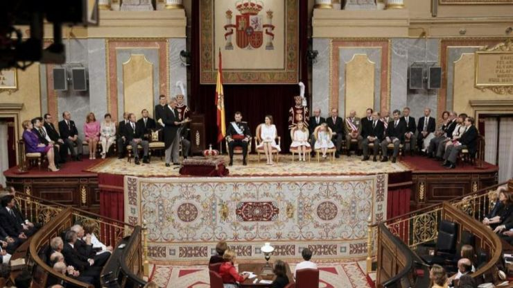 Coronagate: Unidas Podemos pide la comparecencia de Felipe VI en el Congreso