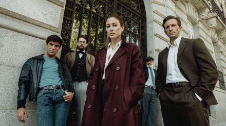 Blanca Suárez a la caza de nazis en 'Jaguar', la serie de Netflix que contará con Óscar Casas