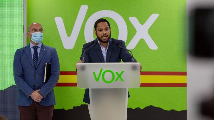 Vox confía en Ignacio Garriga como candidato a la presidencia de la Generalitat