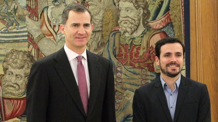 Garzón acusa a Juan Carlos I de robar
