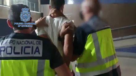Detenido en Barcelona un fugitivo buscado por homicidio