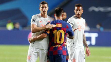 La marcha de Messi supondrá un agujero de 50 millones para Hacienda