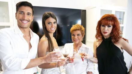 Terelu, Gianmarco, Sofía y Yurena nuevos participantes de 'Ven a cenar conmigo: Gourmet Edition'