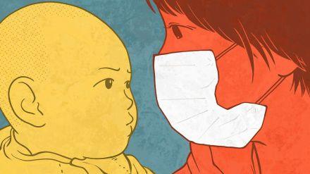 Los niños contagian más el Covid-19 pero les afecta menos