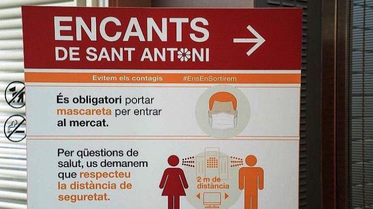 Sociedad Civil Catalana exige al Govern que la información sobre el Covid-19 se ofrezca también en castellano