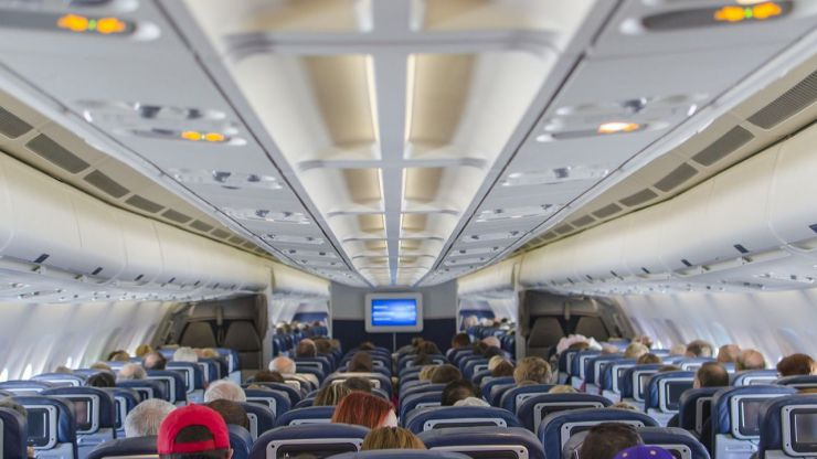 Covid-19: Consejos para viajar en avión en plena pandemia