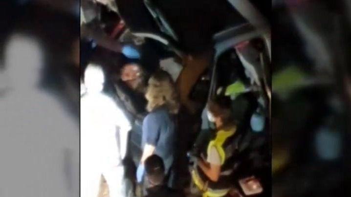 Hallan el cadáver de una mujer en el maletero de un coche en Valencia