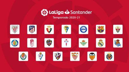 Descubre el calendario oficial de LaLiga Santander 2020/21