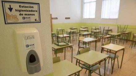 IU opta por 'contratar al personal docente necesario y aumentar plantillas de limpieza, comedor, auxiliar y administrativa'