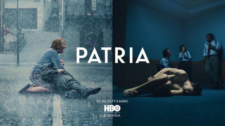 La AVT clama contra HBO por el cartel de 'Patria': 'Es una clara ofensa a las víctimas'