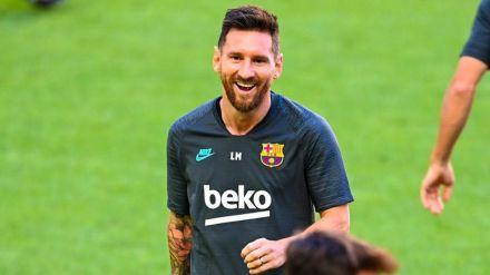 Leo Messi se queda en el Barça