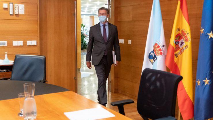 Feijóo toma posesión este sábado arropado por Casado, Ayuso y Rajoy