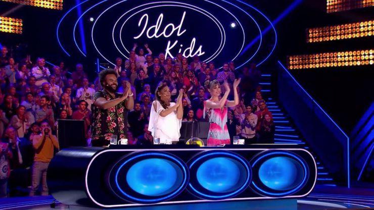 Telecinco estrena 'Idol Kids' con Isabel Pantoja como gran protagonista