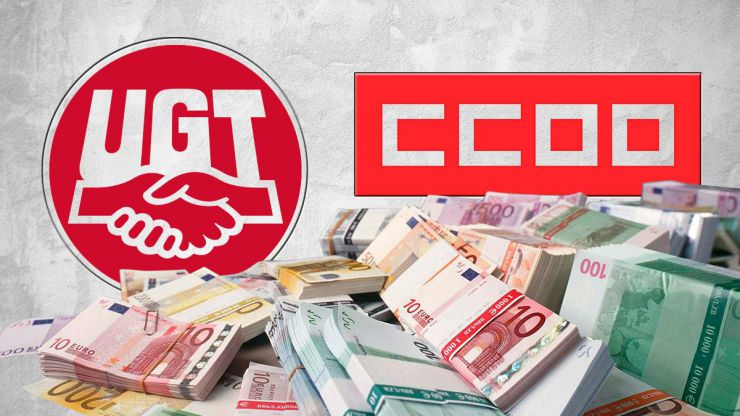 Abascal sobre CCOO y UGT: 'Pandilla de comisarios políticos y corruptos al servicio del gobierno y las grandes empresas'