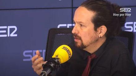 Iglesias desvela que tuvo una 'discusión fuerte' con Sánchez a cuenta de la salida del Rey emérito