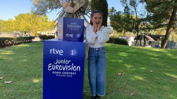 Soleá será la representante española en Eurovisión Junior 2020